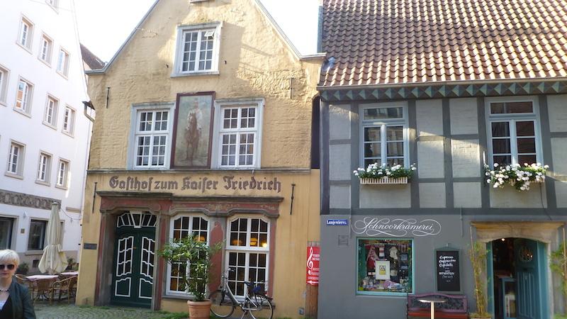 P1040129 UNESCO Welterbe von Bremen bis Wismar. Teil 1