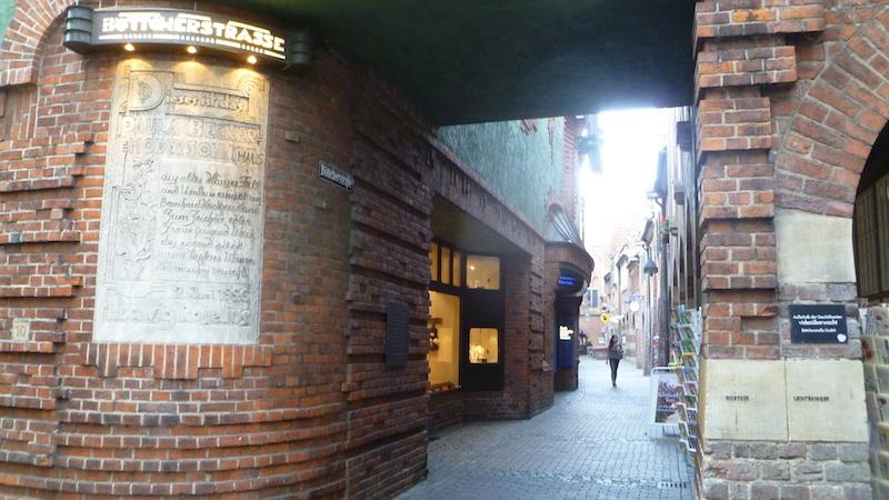 P1040152 UNESCO Welterbe von Bremen bis Wismar. Teil 1