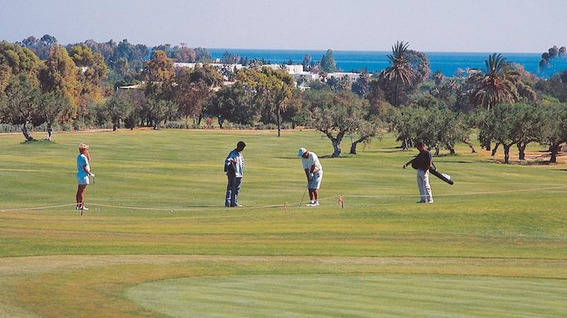 Golf 1 Dem Winter entfliehen nach Tunesien