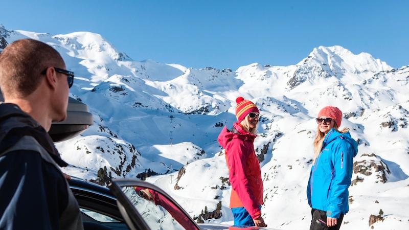 k1 Am Kaunertaler Gletscher bekommen Skifahrer Lust auf mehr