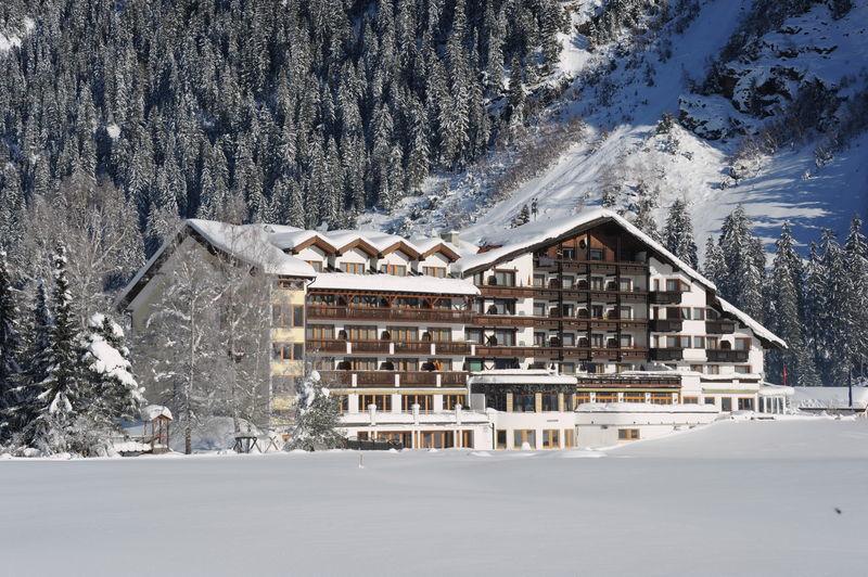 Am Kaunertaler Gletscher bekommen Skifahrer Lust auf mehr