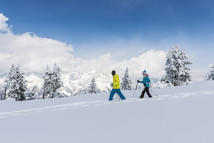 000798 Winterwandern Daniel Reiter Peter von Felbert Gar nicht wild am Wilden Kaiser