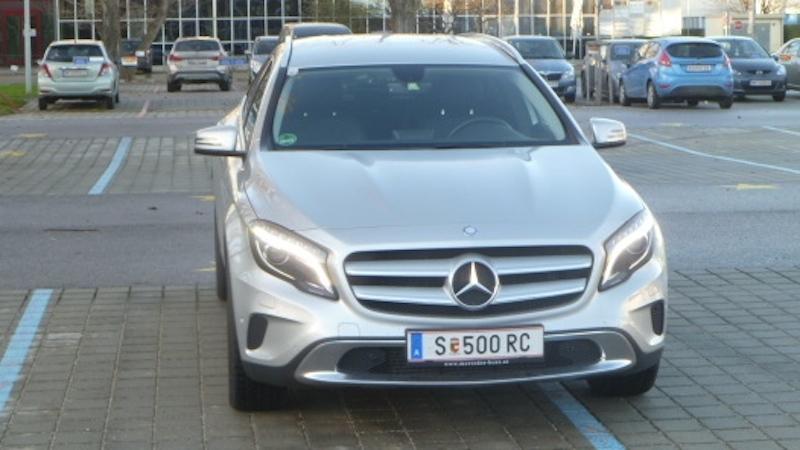 P1040432 Fahrbericht Mercedes Benz GLA