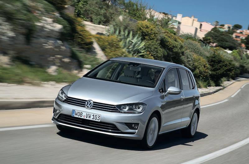12 Der neue VW Golf Sportsvan