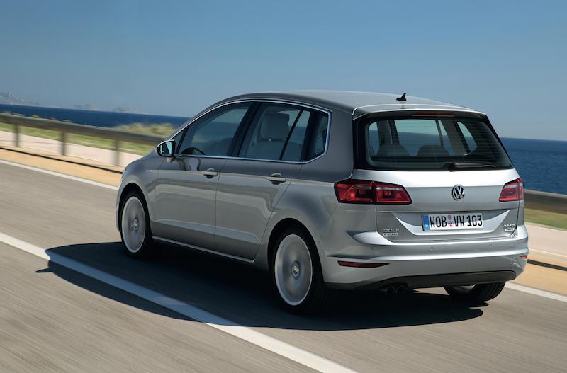 13 Der neue VW Golf Sportsvan