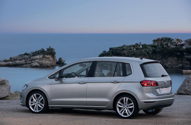 14 Der neue VW Golf Sportsvan