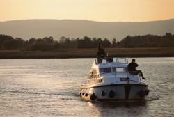 Ein Hausbooturlaub in Irland für Genießer
