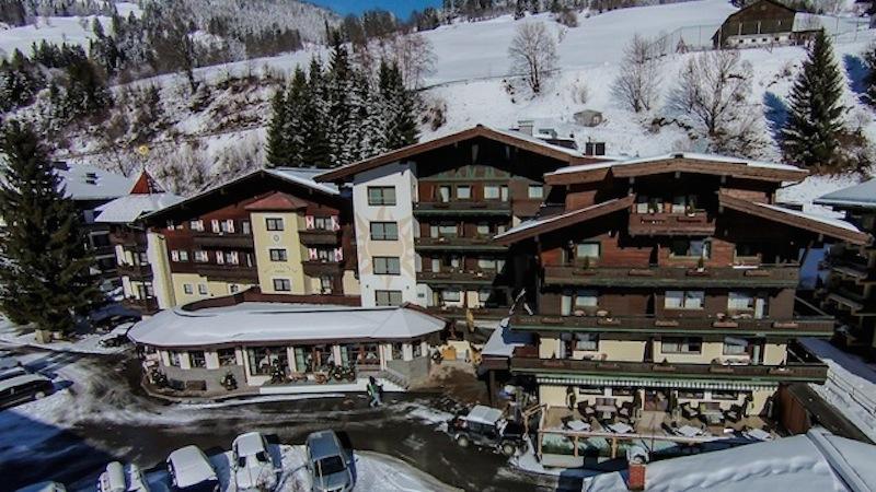 Ein Wintererlebnis im Hotel Die Sonne in Saalbach