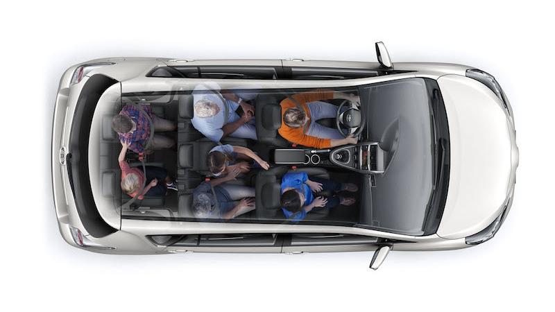 toyota verso 2014 interior tme 017 full tcm 3041 46383 Toyota Verso bei uns im Test