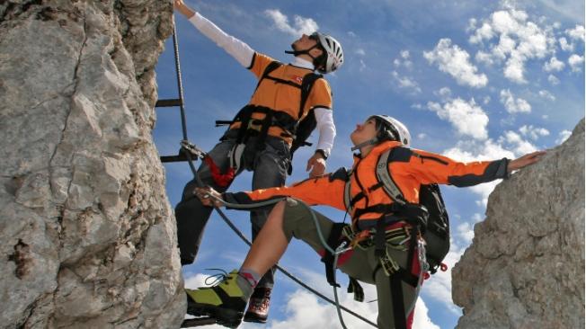 11 Ramsau Dachstein Klettersteigschein Angebot geht ins zweite Jahr