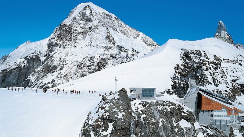 JJ 057 Plateau Joch Sphinx Moench rgb Jungfrau Region und Jungfraujoch in der Schweiz – Top of Europe