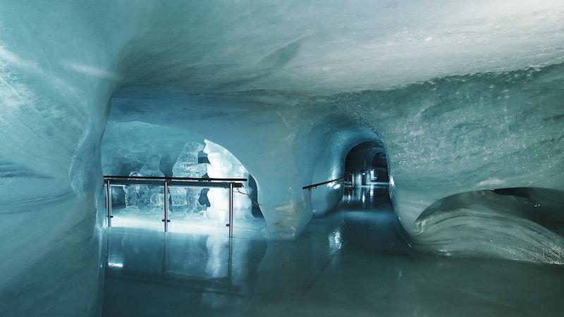 JJ 114 Eispalast rgb Jungfrau Region und Jungfraujoch in der Schweiz – Top of Europe