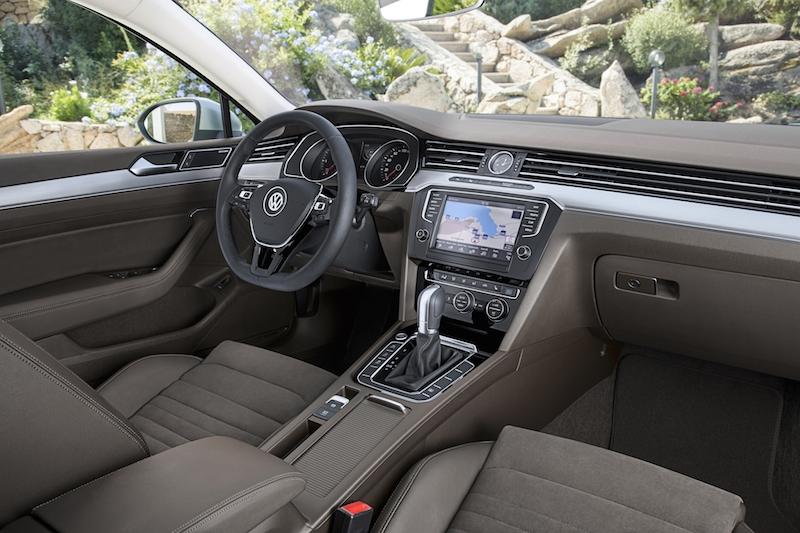 DB2014AU01147 VW Passat der Achte