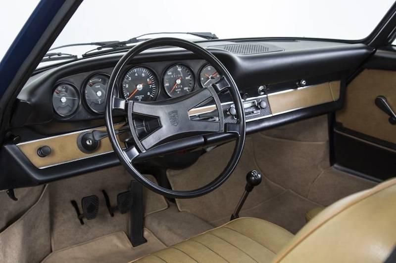 csm 02 911 Klassiker Armaturentafel 0eb8e1201e Porsche legt beim 911er Klassiker die Armaturentafel neu auf.