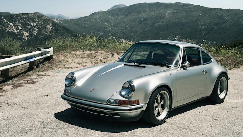 porsche 911 classic HD1 Porsche legt beim 911er Klassiker die Armaturentafel neu auf.