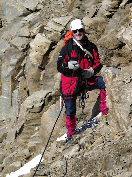 11 Wir sprachen mit Prof. Macher über Bergsicherheit