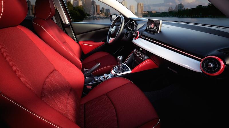 mazda 2 2015 interior Der Mazda2 im Test