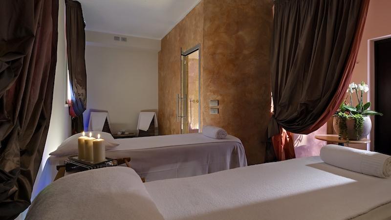 private spa suite Abano Montegrotto ein Kurort zum Entspannen