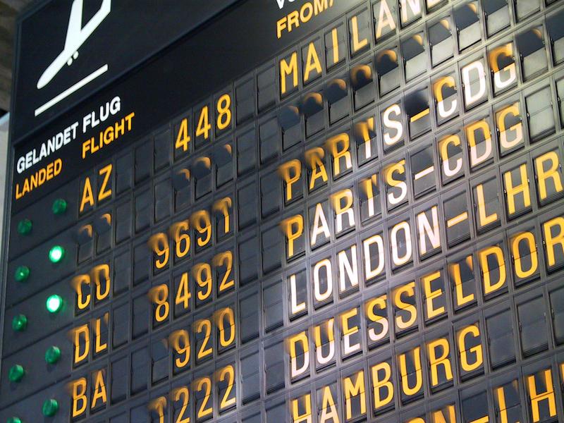 225589 original R K B by RainerSturm pixelio.de  Was bei Flugreisen ins Handgepäck darf