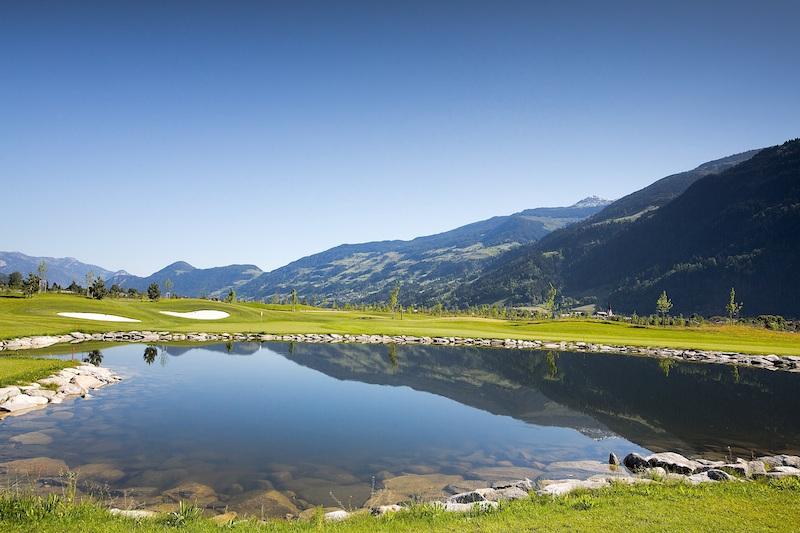 2SOGolf Das Zillertal ein Tal der Extreme