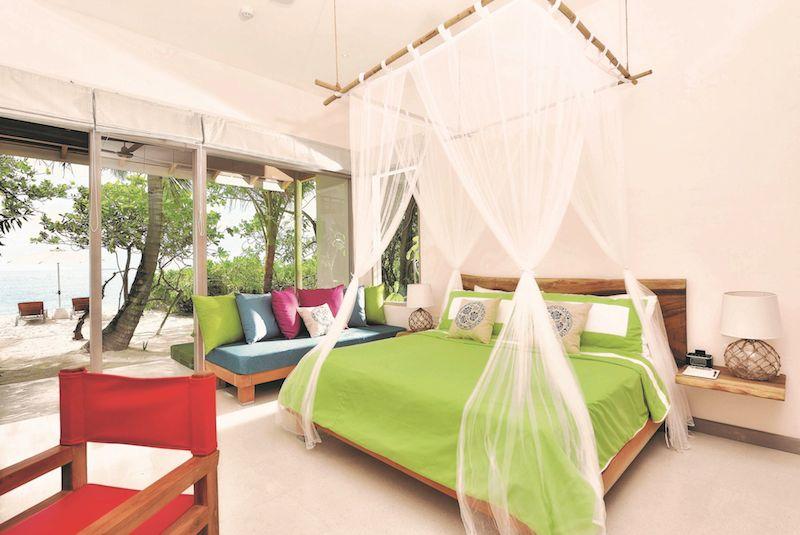 COOEE Malediven Entspannung pur   kein Schuh drückt Sie dort