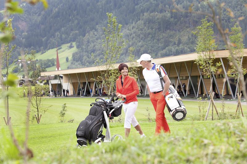 GolfclubZillertal11 Das Zillertal ein Tal der Extreme
