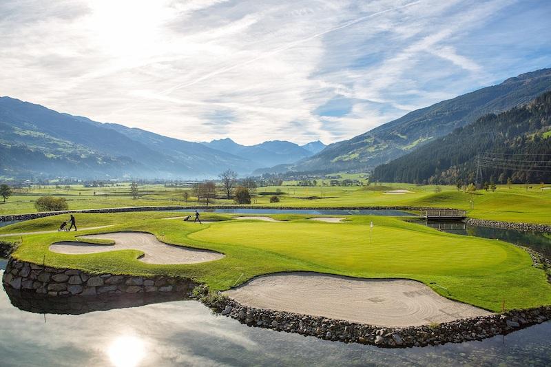 GolfclubZillertal41 Das Zillertal ein Tal der Extreme