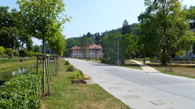 P1050423 Ein Besuch im Heilbad Luhačovice
