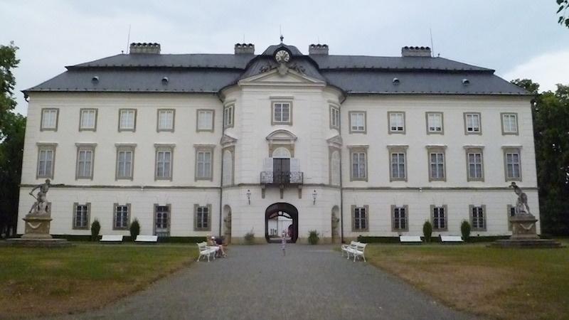P1050481 Historische Schlösser in Tschechien