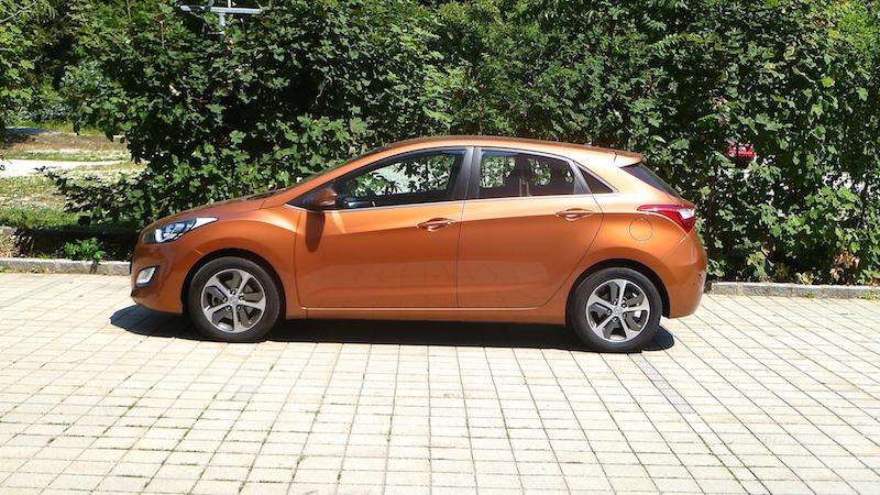 P1050519 Der Hyundai i30 runderneuert