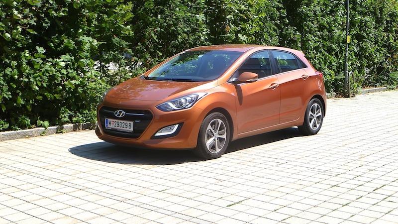 P1050520 Der Hyundai i30 runderneuert
