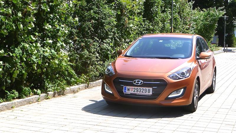 P1050521 Der Hyundai i30 runderneuert