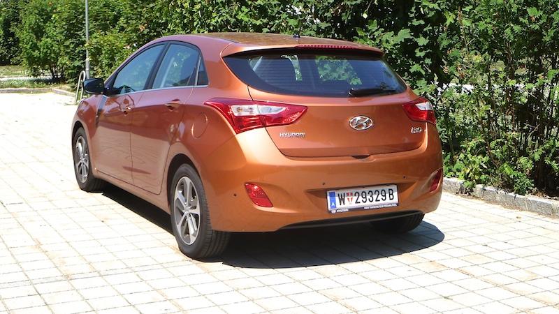 P1050522 Der Hyundai i30 runderneuert