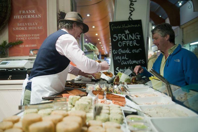 TourismIreland EnglishMarket Irland ist ein Synonym für exzellentes Essen