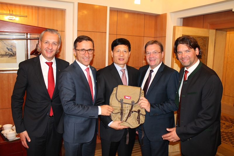 2015 10 16 kt china 01 Kitzbüheler Wintersport Know How für chinesische Olympia Region