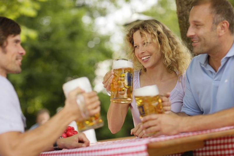 Beer Garden BAYERN   Hotspot für Bierliebhaber