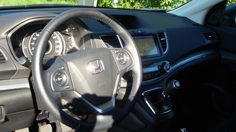 P1050643 Der überarbeitete Honda CR V