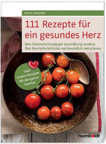 24 111 Rezepte für ein gesundes Herz