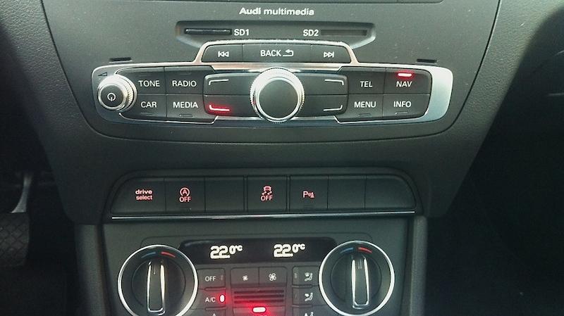 Foto 4 Der Audi Q3 2.0 TDI Quattro Sport im Kurztest