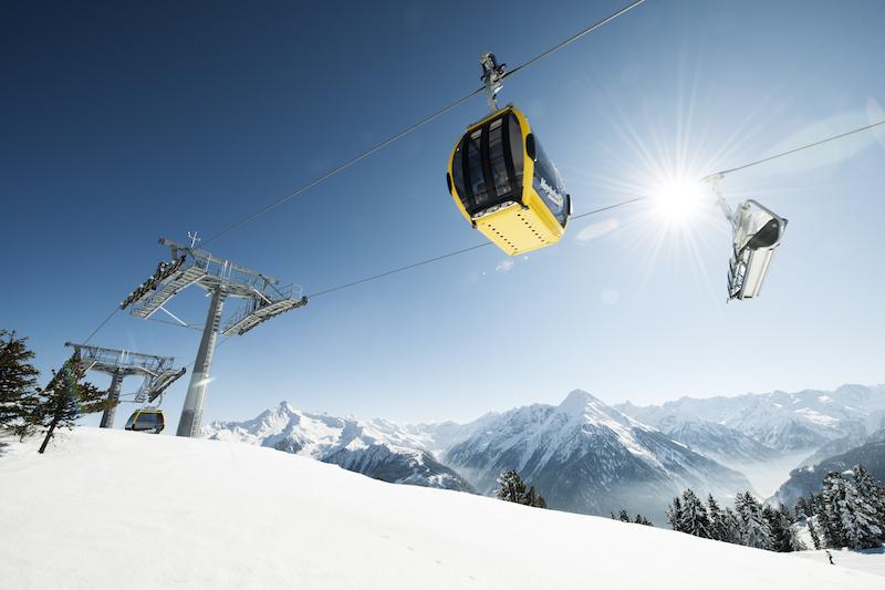 liftanlagen c zillertaltourismus andre schoenherr 10 Das Zillertal – Ski Berge zum Verlieben