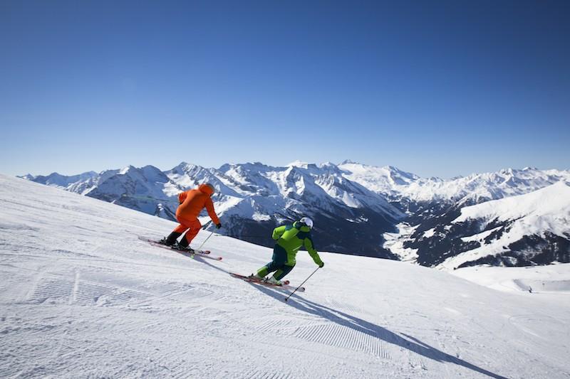 skifahren rastkogel c zillertaltourismus julia rotter 9 Das Zillertal – Ski Berge zum Verlieben