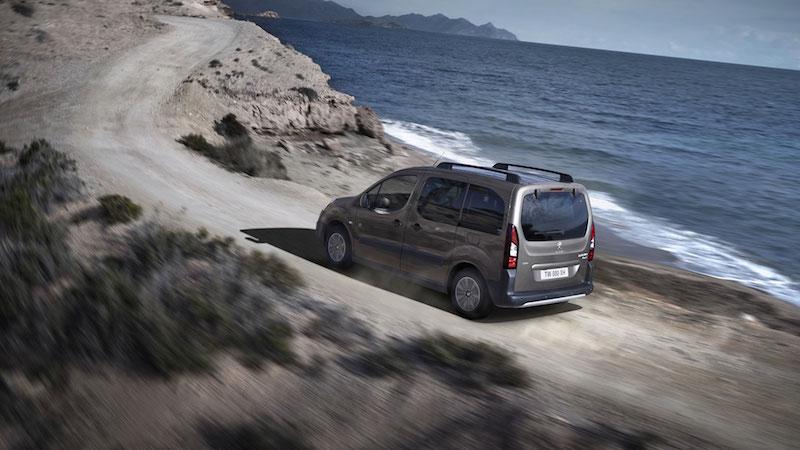 PEUGEOT PARTNERTEPEE 1502JS011 Peugeot Tepee der Urbane