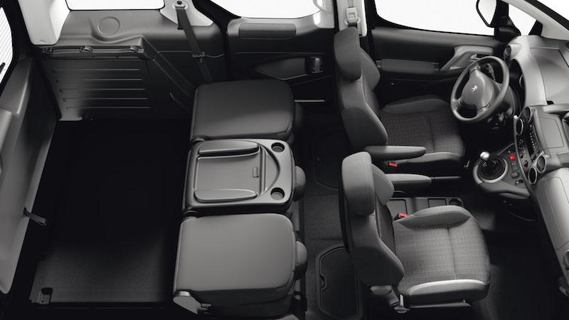 PEUGEOT PAR 2015 139 FR Peugeot Tepee der Urbane