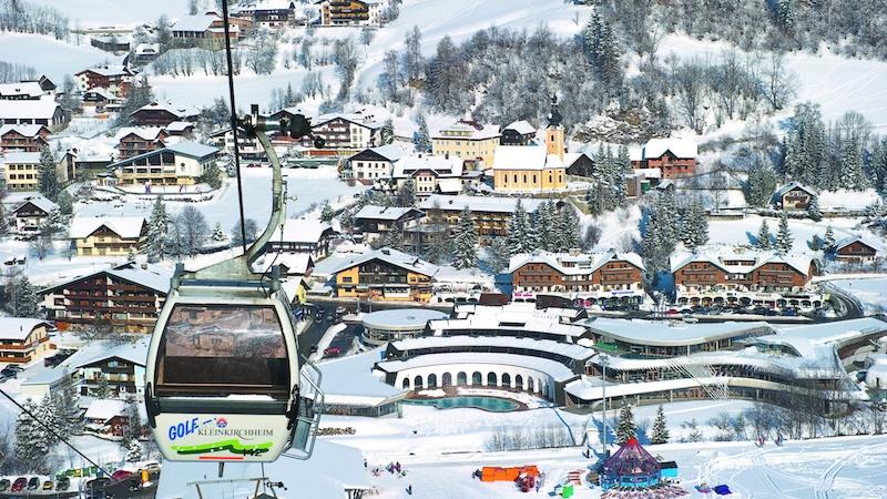 05 Skigebiet © Michael Gruber Winter für Genießer in Bad Kleinkirchheim