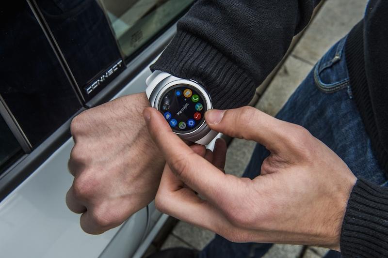 SEAT SAMSUNG SAP Connected Car 2 Zukunftsorientierte Projekte rund um das Connected Car