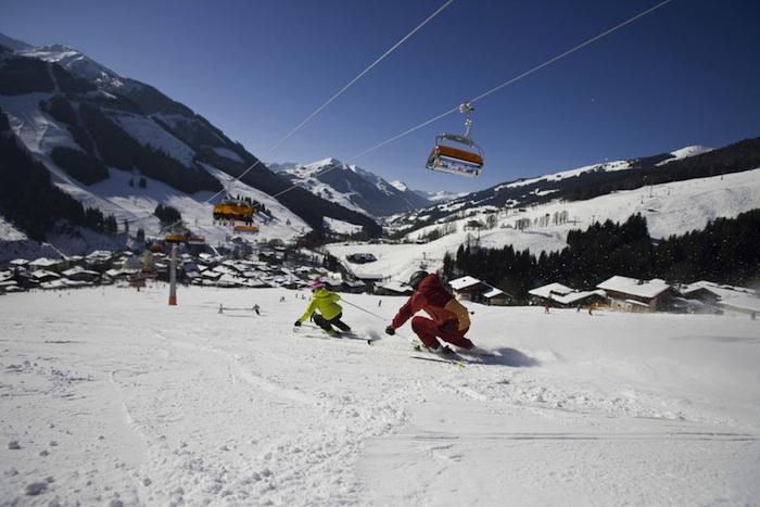 saalb Ein Wintererlebnis im Hotel Die Sonne in Saalbach