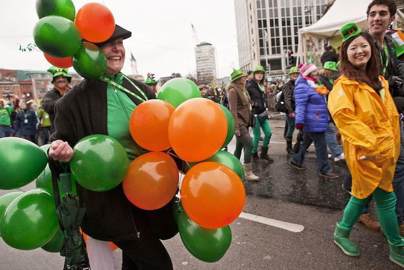 Paddysday2 St. Patrick´s Day, 2016