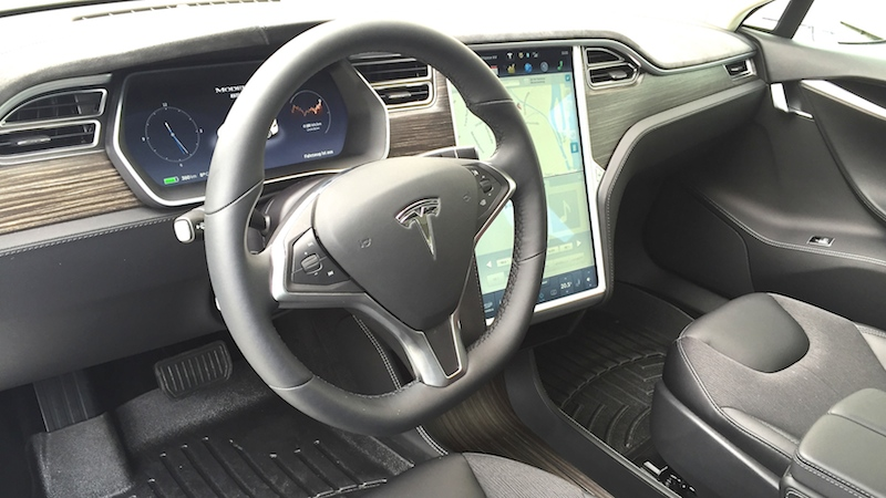 IMG 15871 Tesla Model S 90 D im Test