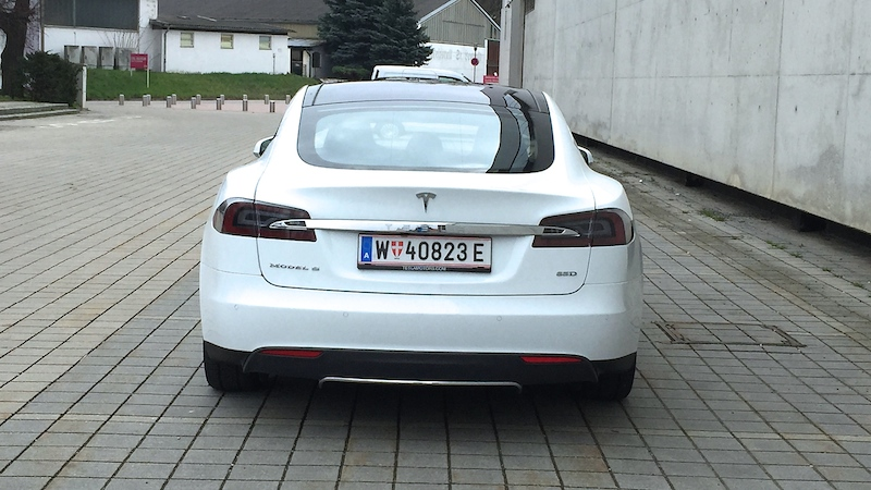 IMG 1591 Tesla Model S 90 D im Test