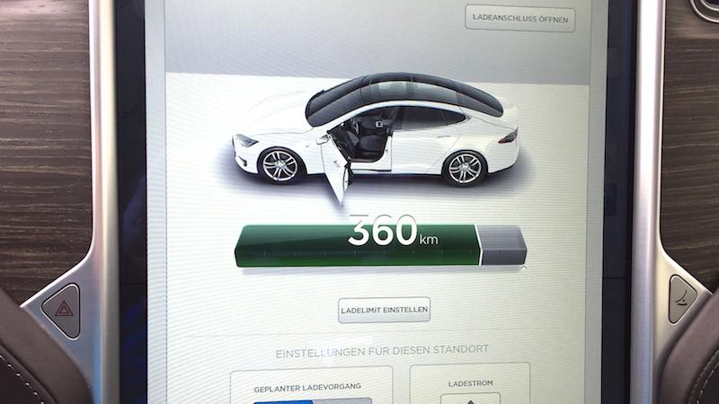 IMG 1599 Tesla Model S 90 D im Test